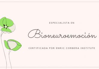 Acompañamiento en Bioneuroemoción